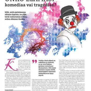Artikkelikuvitus - Antti Yrjölä