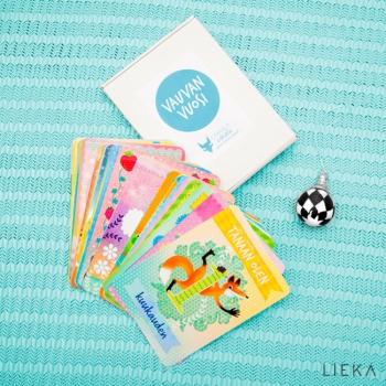 Vauvan vuosi kortit / Camala - Anna Polkutie